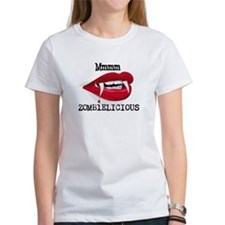 Channelingmyself Zombielicious T-Shirt