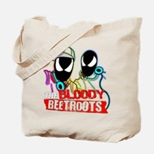 The Bloody Beetroots Tote Bag