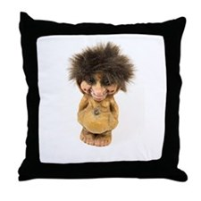 Be my Troll Throw Pillow