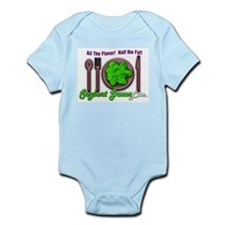 Soylent GreenLite... Infant Bodysuit