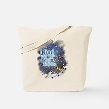 Lack of Logic: Tote Bag