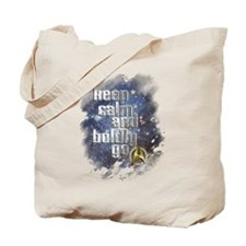 Boldly Go: Tote Bag