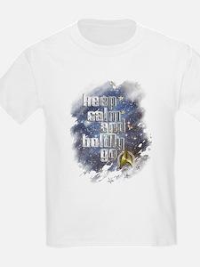 Boldly Go: T-Shirt
