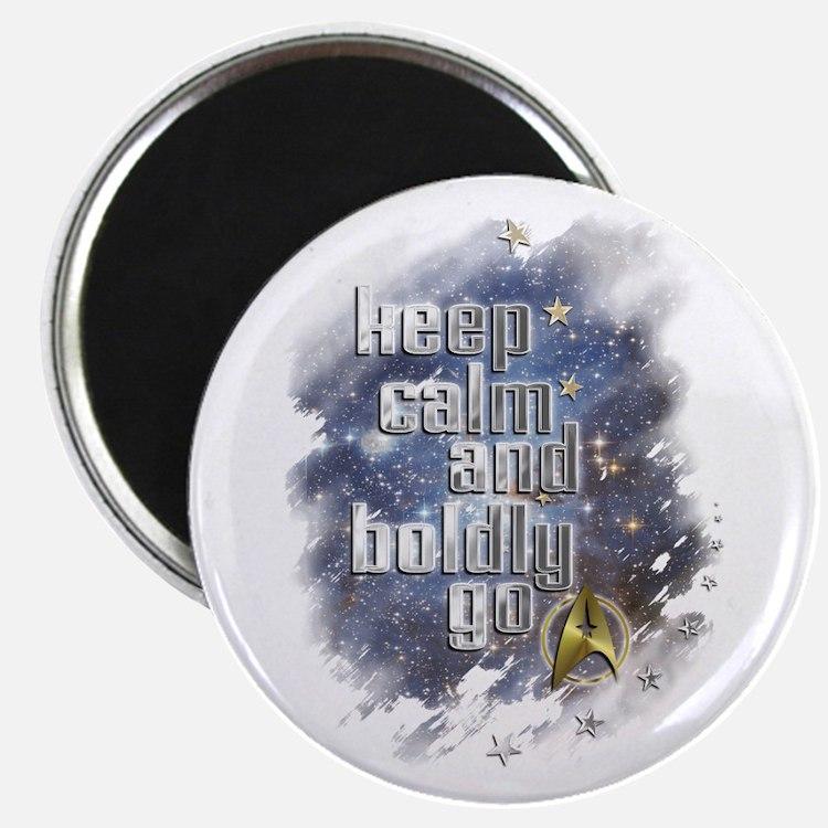 Boldly Go: Magnet
