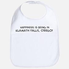 Klamath Falls - Happiness Bib