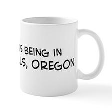 Klamath Falls - Happiness Mug