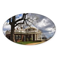 Monticello Decal
