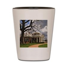 Monticello Shot Glass