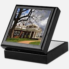 Monticello Keepsake Box