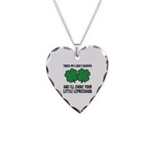 Touch My Lucky Charms Necklace