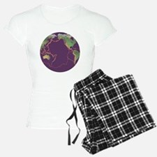 Pacific Ring of Fire - Pajamas