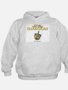My First Chanukah Hoodie