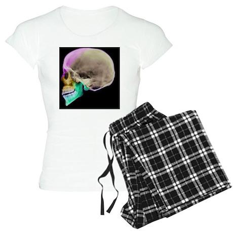 Facial nerves, X-ray - Women's Light Pajamas