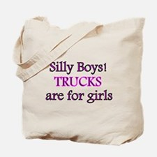 Silly Boys Tote Bag