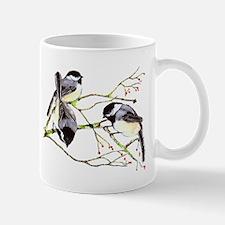 Chickadee gathering Mug