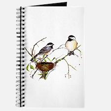 Chickadee inspection Journal