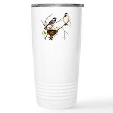 Chickadee inspection Travel Mug