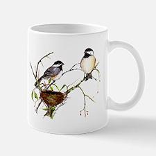 Chickadee inspection Mug