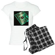 Computer circuit board - pajamas