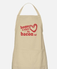Home is where the Bacon is Apron