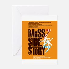 Moss Side Story Greeting Card