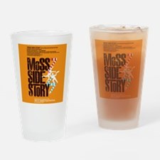 Moss Side Story Drinking Glass