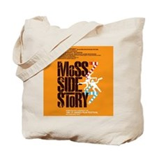 Moss Side Story Tote Bag