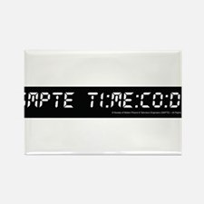 SMPTE Time Code Rectangle Magnet