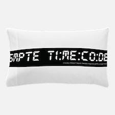 SMPTE Time Code Pillow Case