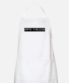 SMPTE Time Code Apron
