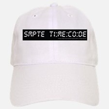 SMPTE Time Code Baseball Baseball Baseball Cap