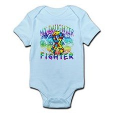 My Daughter Is A Fighter Body Suit