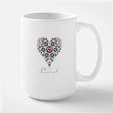 Love Carol Mug