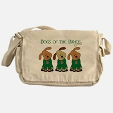 Cool Irish dancing Messenger Bag