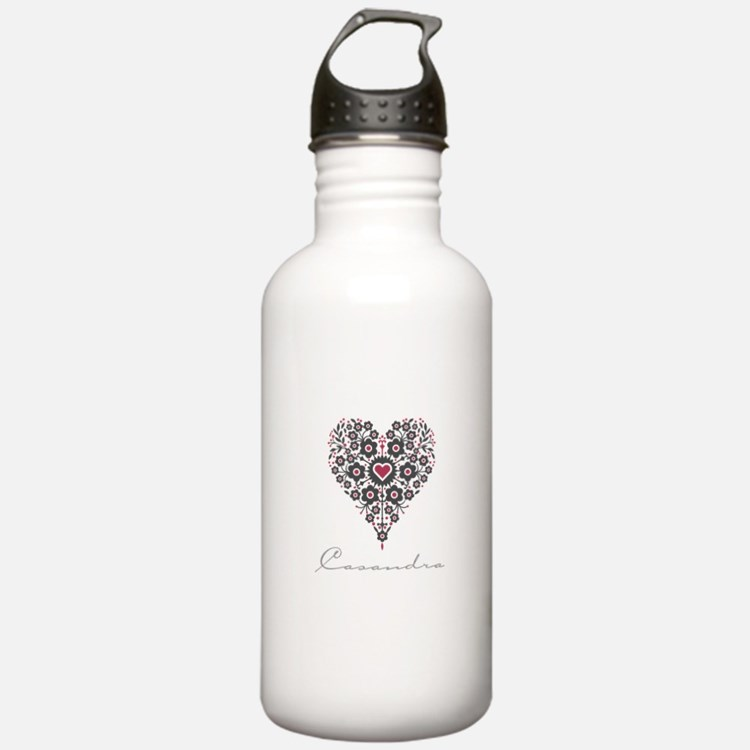 Love Casandra Water Bottle