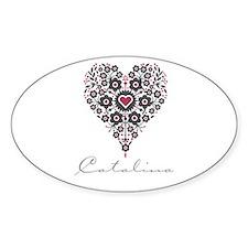 Love Catalina Decal