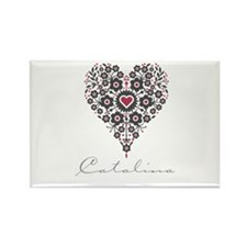 Love Catalina Rectangle Magnet