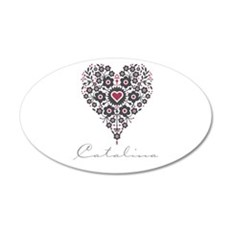 Love Catalina Wall Decal