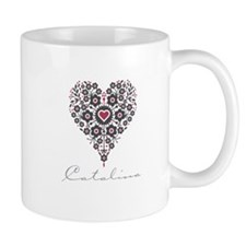 Love Catalina Small Mugs