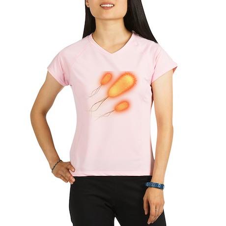 E. coli bacteria - Performance Dry T-Shirt