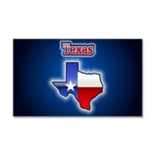 Texas Car Magnet 20 x 12