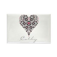 Love Cathy Rectangle Magnet (100 pack)