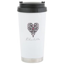 Love Charlotte Travel Mug