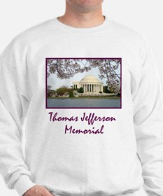 Thomas Jefferson Memorial Sweatshirt