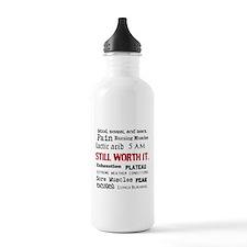 Still Worth It Water Bottle