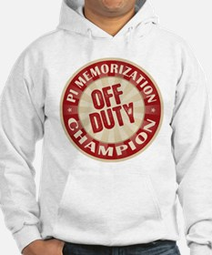 Funny Pi day Hoodie