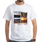 Photography t shirt Mens White T-shirts