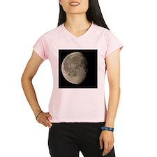 Waning gibbous Moon - Performance Dry T-Shirt