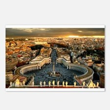 St Peters Square Postcards (Package of 8)