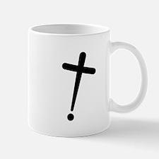 Exclamation-Cross Small Small Mug